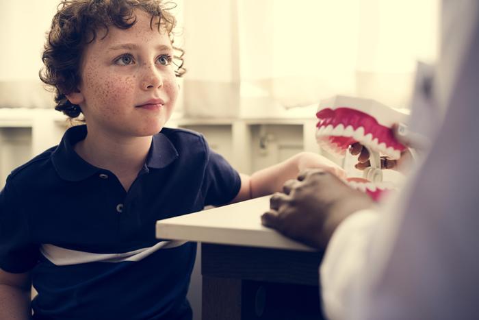 esami diagnostici ortodonzia integrata per bamibini federica casini