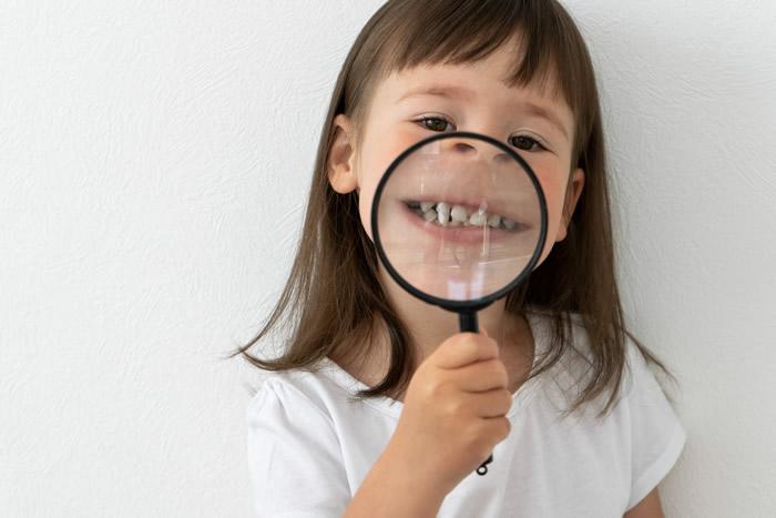 occlusione dentale in ortodonzia integrata per bamini