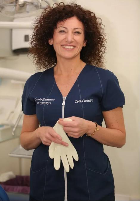 Federica Casini - ortodontista per bambini